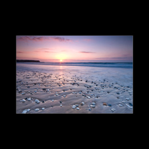 Sunset-at-White-Park-Bay-Northern-Ireland-Landscape-Photography