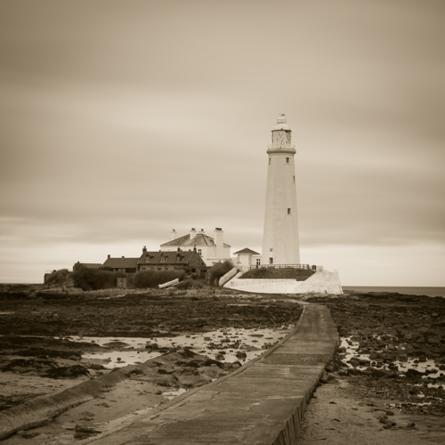 St-Mary-Lighthouse-Norhtern Ireland Landscape Photographer