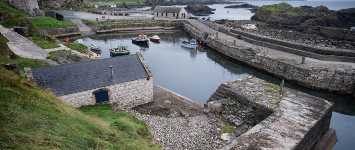 Ballintoy Harbour Landscape Photography Northern Ireland
