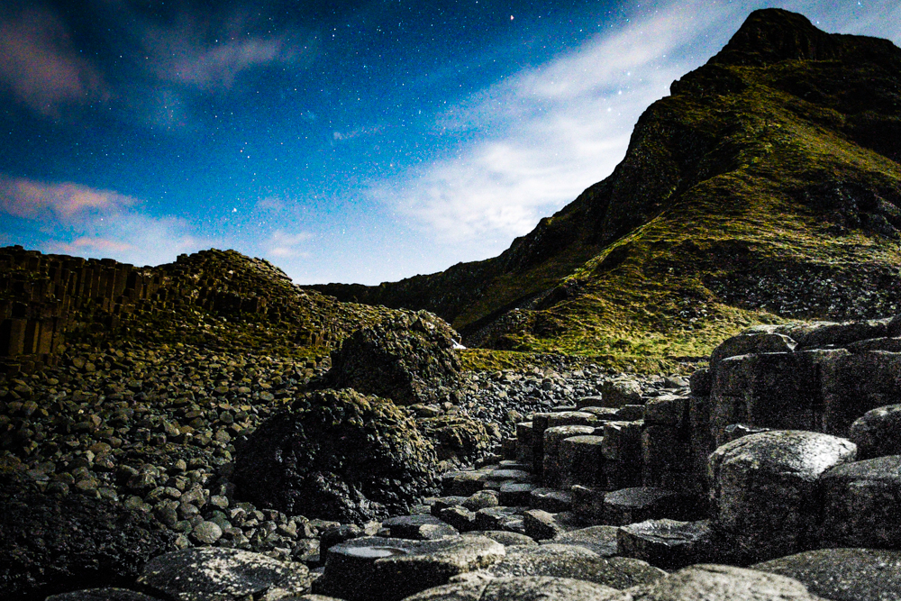 Giant's Causeway Northern Ireland Landscape Calendar
