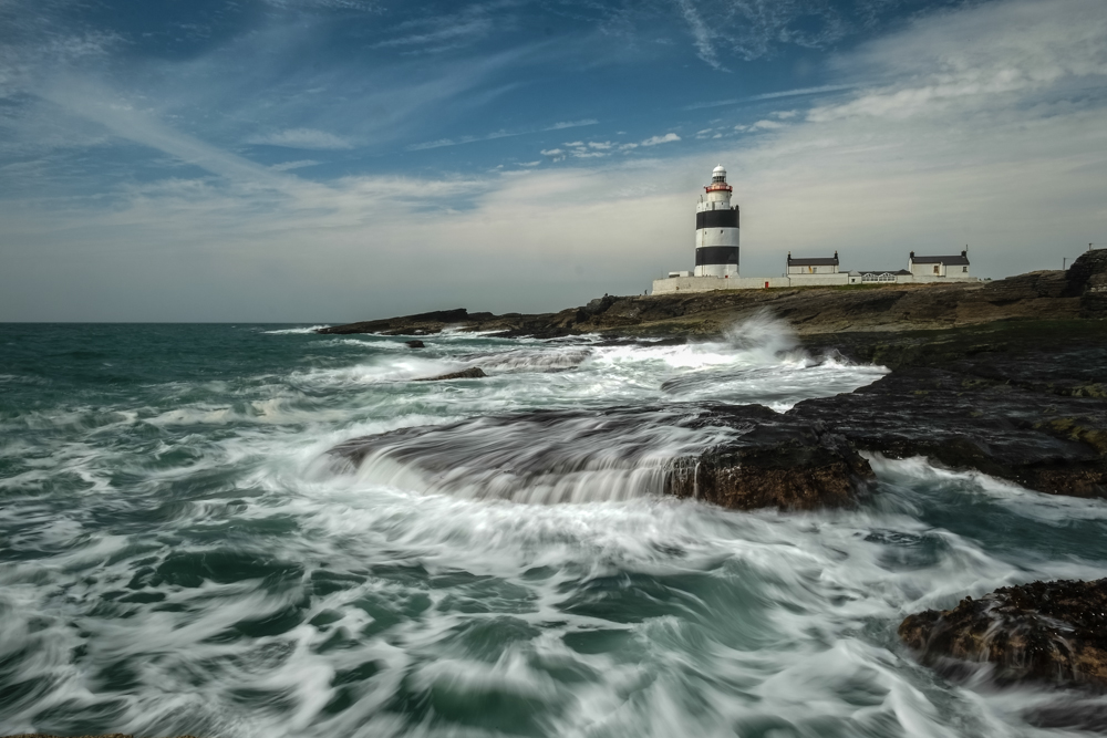 Hook Lighthouse Northern Ireland Landscape Calendar