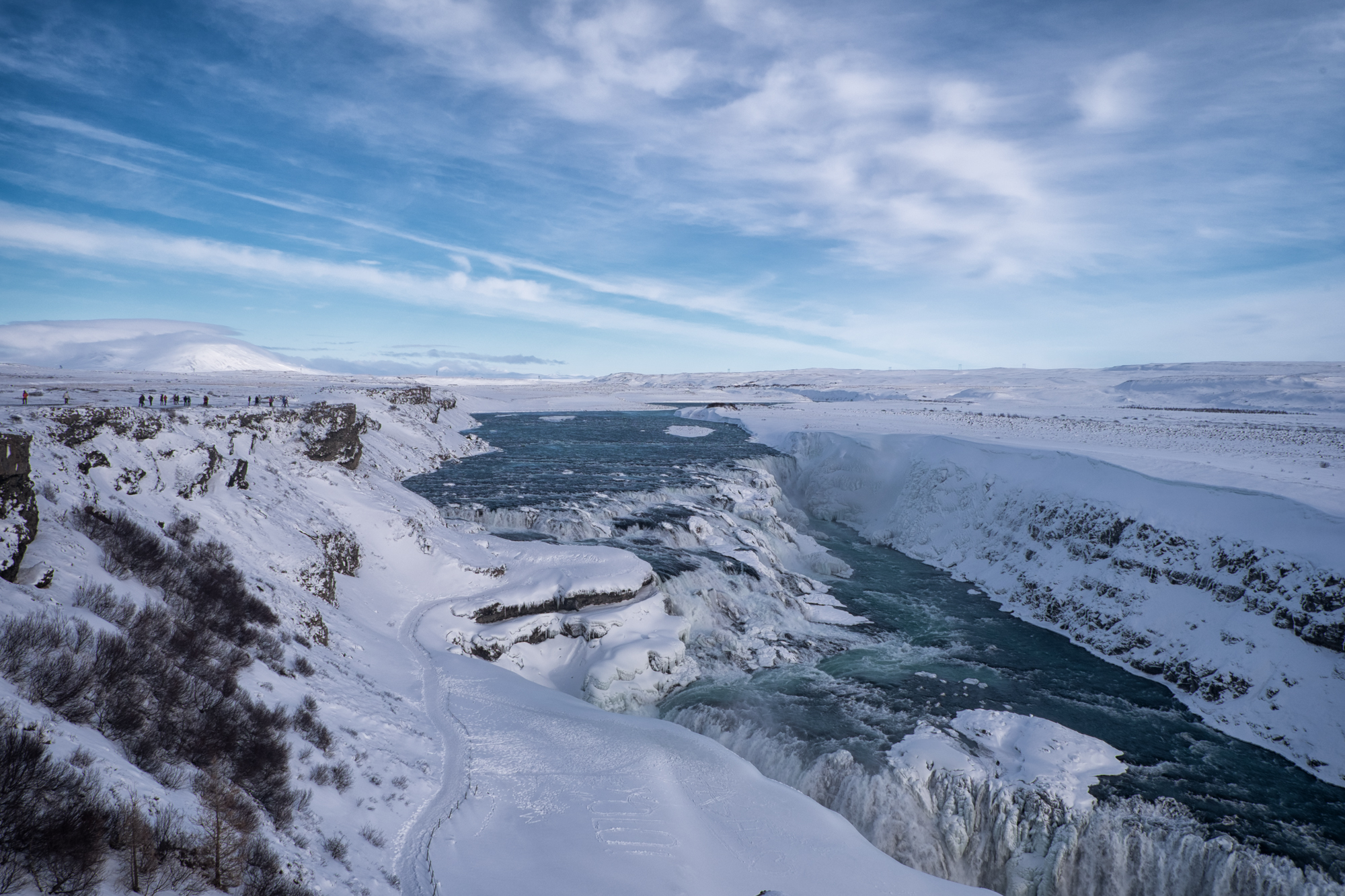 Gulfoss Iceland Northern Ireland Landscape Photographer-10