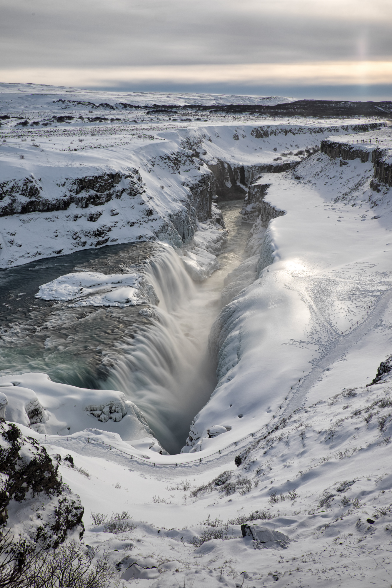 Gulfoss Iceland Northern Ireland Landscape Photographer-12
