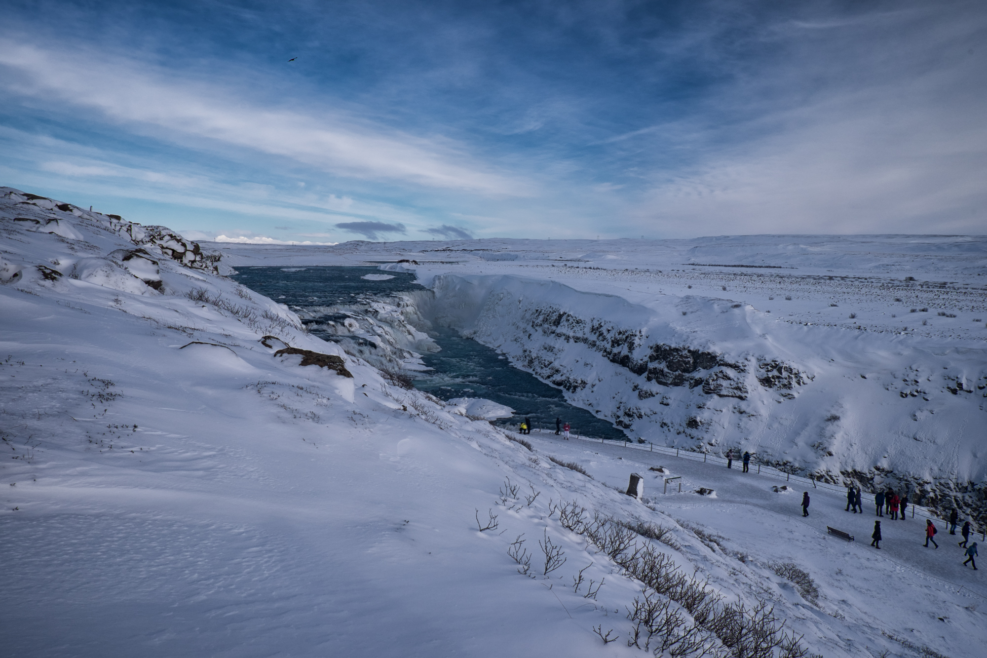 Gulfoss Iceland Northern Ireland Landscape Photographer-23