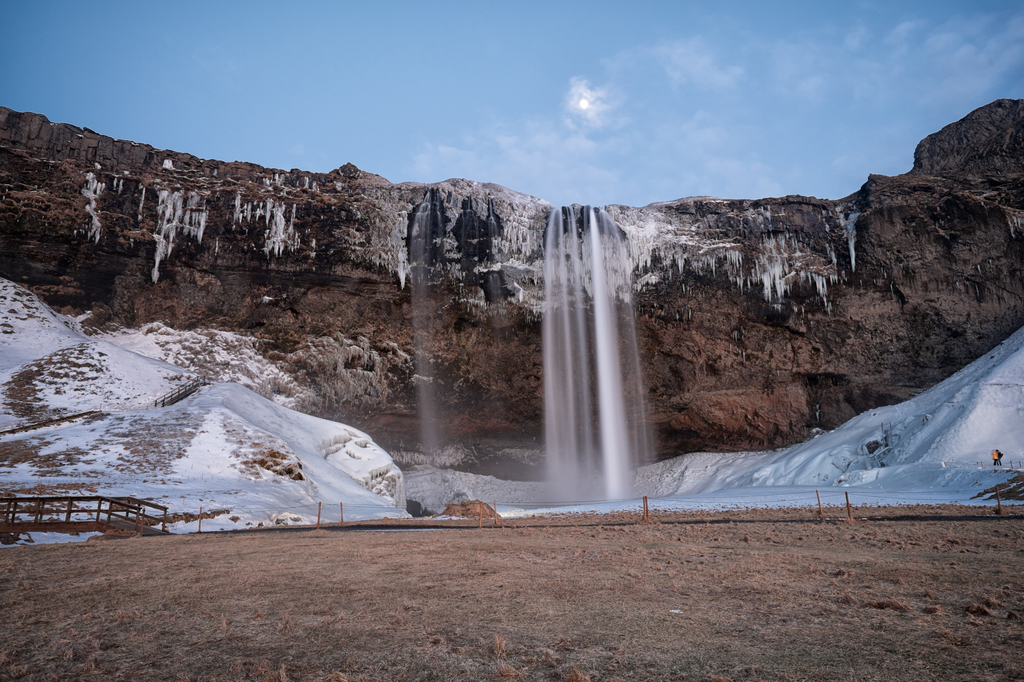 Seljalandsfoss Iceland Northern Ireland Landscape Photographer-17