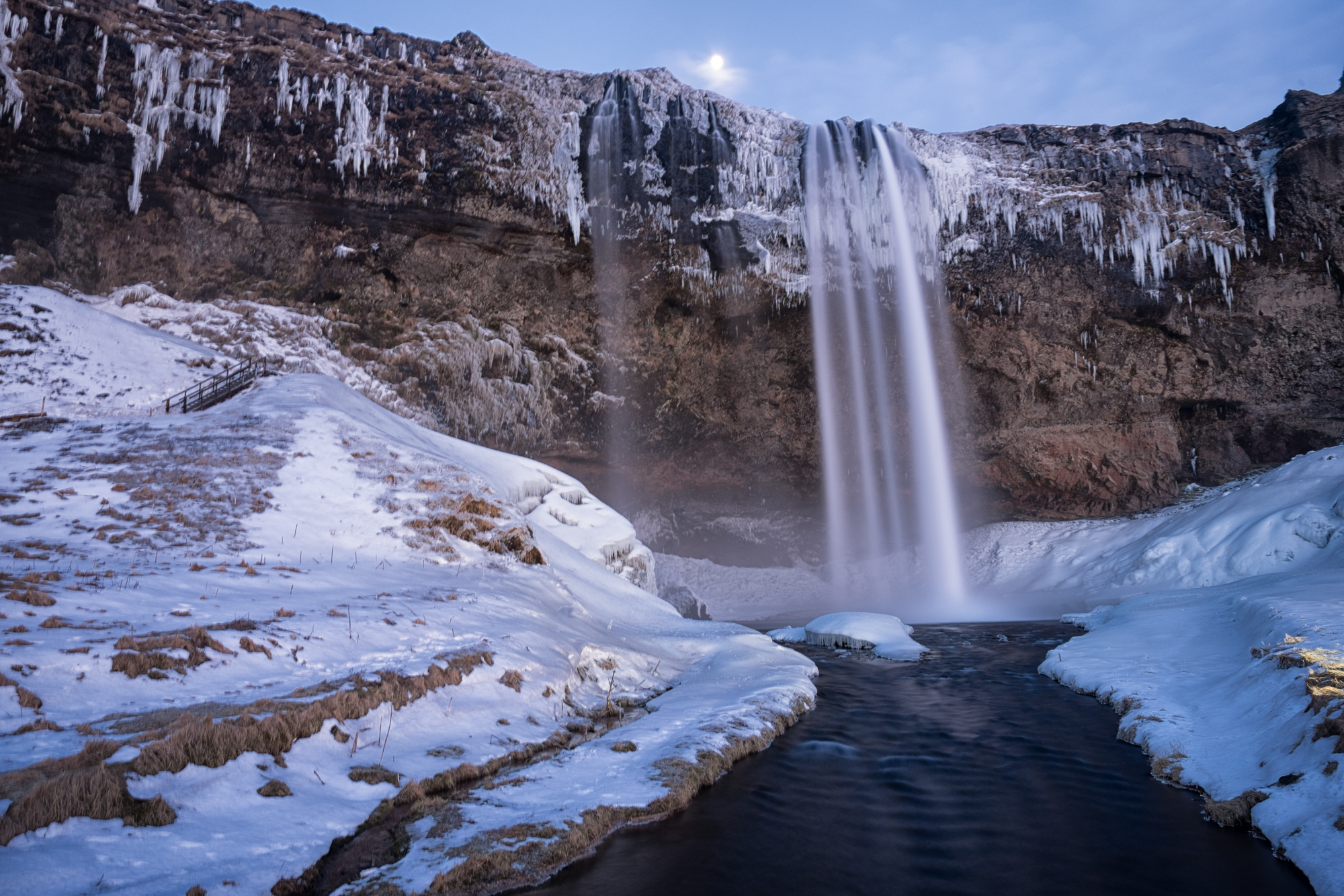 Seljalandsfoss Iceland Northern Ireland Landscape Photographer-19